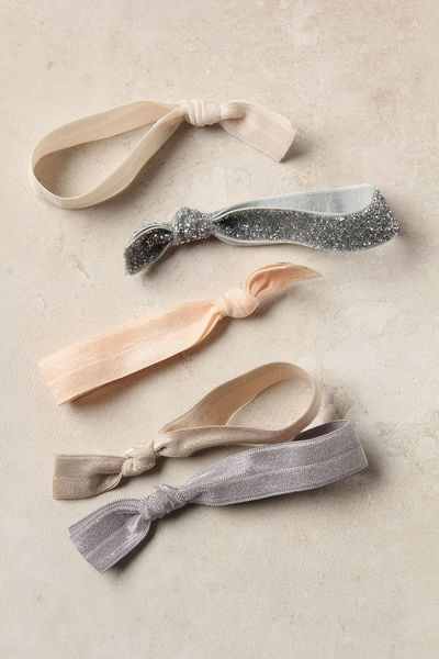 Delaney gates blog source 02062012 anthropologie hair rubber bands pastel and glitter