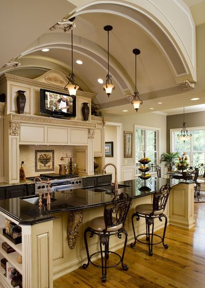 Delaney Gates Blog Chic French Kitchen 2