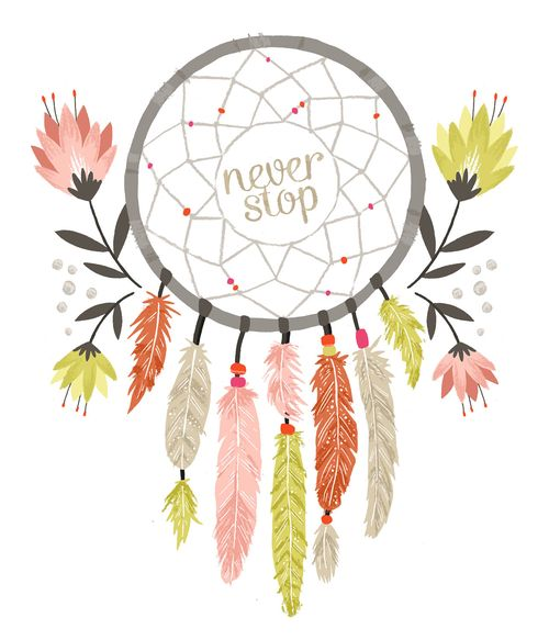 Delaney gates blog never stop illustration